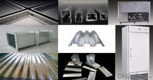 Description of the Hot-dip Aluzinc Steel for You