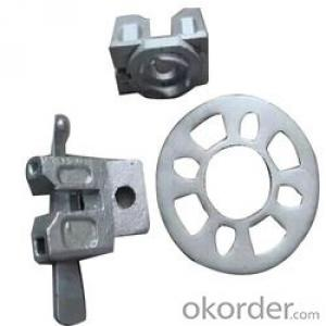 Ringlock Ledger End Q235/345 Steel Galvanized