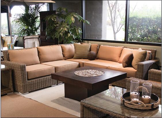 Rattan Patio Sofa Sets WH100