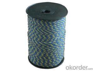 Electric Fence Poly Rope for Animal Thickness 0.20mm