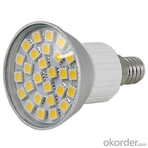LED GU10 Spotlight high lumen 120 degree