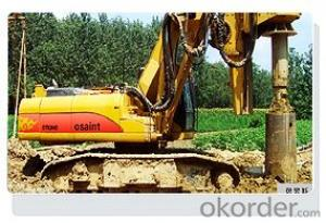 OTR360D  rotary drilling with 36 tons level