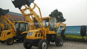 Mini Garden Tractor Loader with  Model of WZL25-10A
