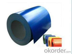 Prepainted Steel Coil for Building Materials
