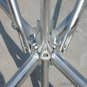 Ringlock Accessory Q235/345 Steel Galvanized