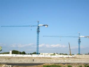 topless tower crane with competitive price