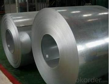 Hot-Dipped Galvanized Steel Coil for Construction