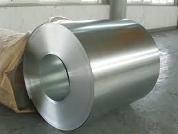 Hot Dipped Galvanized Steel in Cold Rolled