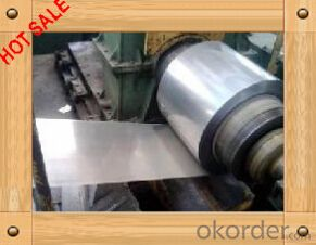 201/202/301/304 Grade Stainle Steel Strip /Coil with 2b