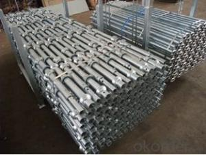 Cuplock scaffolding system best price for sale