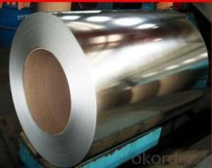 Hot-Dipped Galvanized Steel Coils (Dx51d+Z)