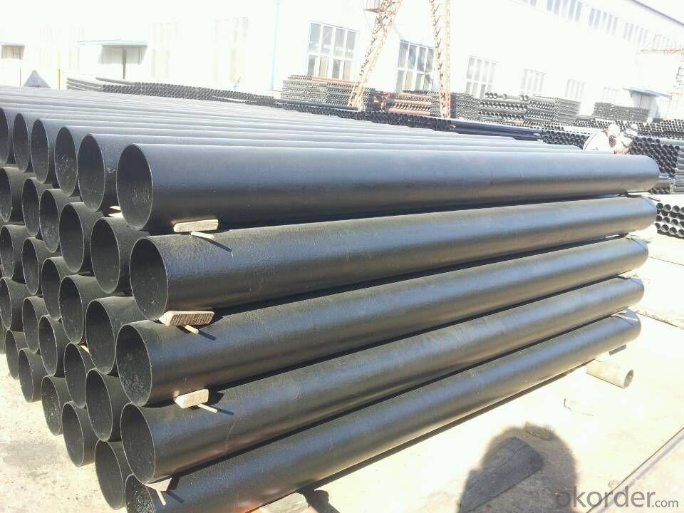 Grey Cast Iron Pipe European Standard Epoxy EN877 DN40