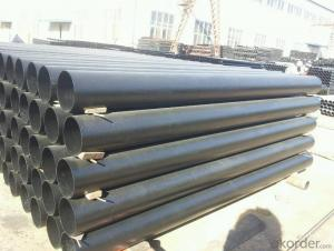 Grey Cast Iron Pipe European Standard Epoxy EN877 DN100