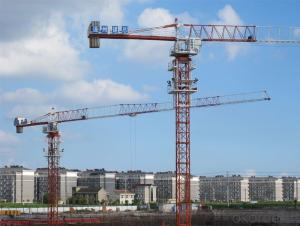PT5631 tower crane with CE ISO certificate