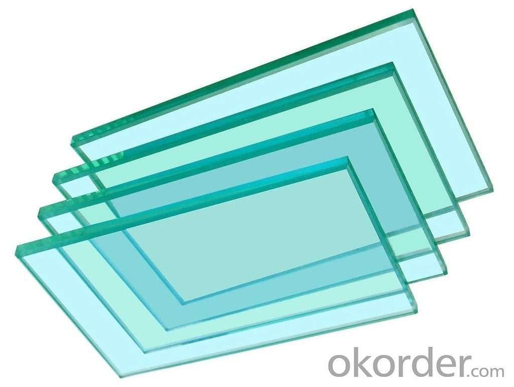 Clear Float Glass Manufacturer 2-19mm Good Quality Competitive Price