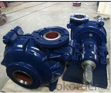 Gravel Pump For High Efficiency with Good Wear-Resistance