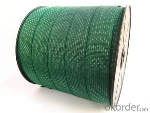 Electric Fence Poly Tape for Horse Fence Thickness 0.15-0.4mm