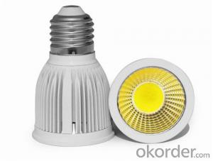 LED COB Spotlight  100-250V Dimmable  5W
