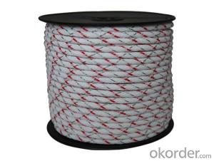 Electric Fence Poly Rope for Animal Thickness 0.15-0.4mm