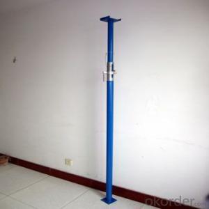 scaffold steel props for constrcution adjustalbe props
