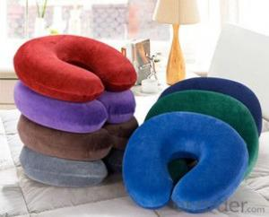 Memory Foam Neck Pillow with Customized Size