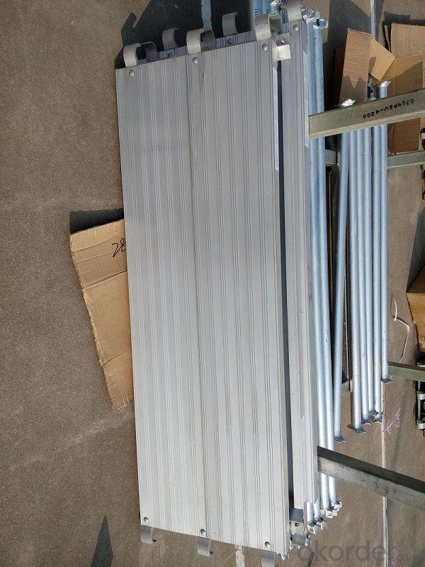 Aluminum Board /Scaffolding steel plnk