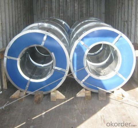 Color Coated Galvanized Steel Coils  PPGI