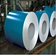 0.12mm~1.3mm Prepainted Galvanized Steel Coil for Constructions