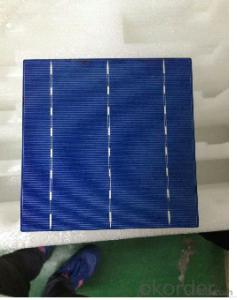 Poly Solar Cell 156mmx156mm with Different Effiency