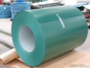 Prepainted Aluminum Zinc Rolled Coil for Roof Construction