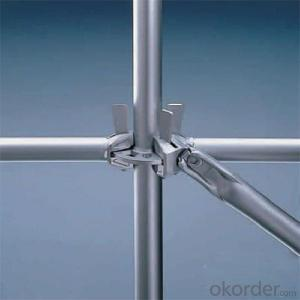 Ringlock Q235/345 Steel Galvanized Product