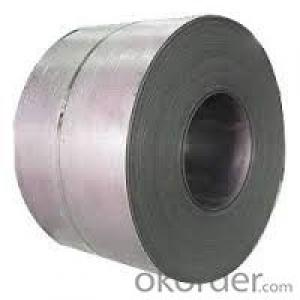 hot rolled pickled and oiled steel coil in China