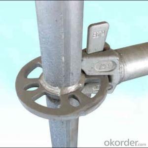 Ringlock Scaffolding Brace Q235/356 Steel Galvanized