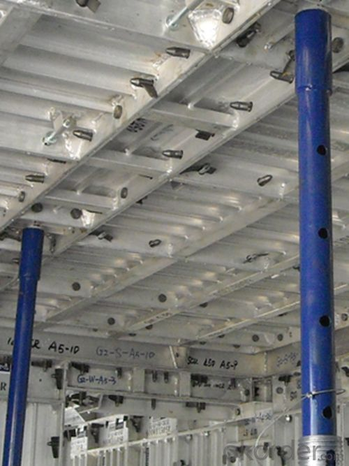 Whole Aluminum Formwork System with High Quality for Construction Building in China Market