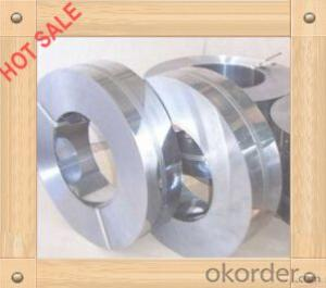 201/202/301/304 Grade Stainle Steel Strip /Coil with 2b/Ba Surface