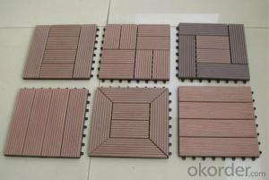 ISO durable multi-purpose stability lvt wpc flooring