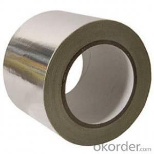 Colored Foil Tape Heat ResistanceSynthetic Rubber Based Promotion