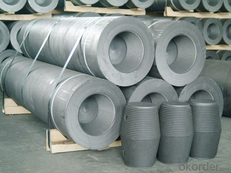 Graphite Electrodes with big Dia. Super Quality