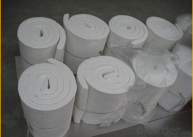 Aluminum Foil Fireproof Fabric Blanket product