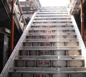 Aluminum  Formwork System with High Load Capacity