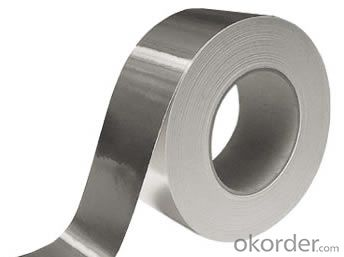 Aluminum Foil Butyl Tape Synthetic Rubber Based Promotion
