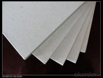Refractory Ceramic Fiber Fireproof Insulation Board