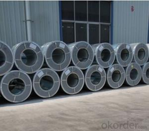 Hot-Dip Galvanized Steel Sheets in Coils EN