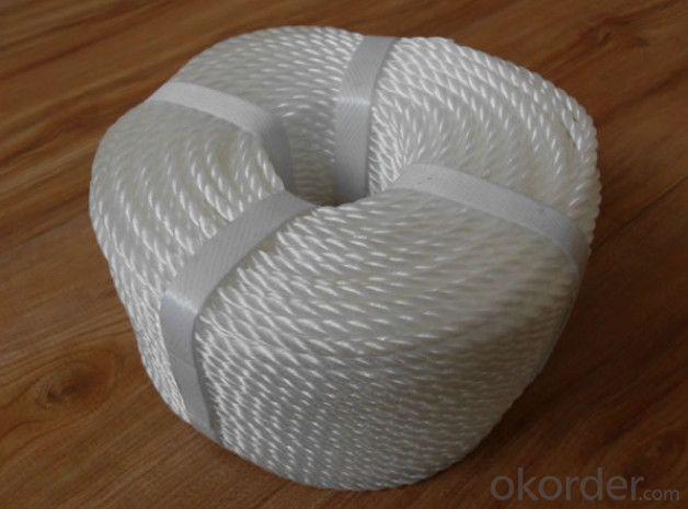 Chinese Manufacturer Nylon Rope 4 strand Fishing Twine