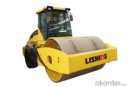 LISHIDE BRAND SINGLE DRUM ROAD ROLLER RM227