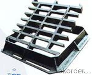 Manhole Cover Ductile Iron EN123 GGG40 B125