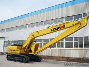 LISHIDE BRAND LONG REACH EXCAVATOR SC230.8H