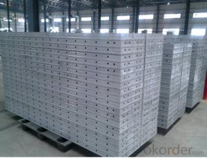Aluminum Formwork System for Slab and Beam Construction