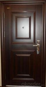 Prime High End Galvanized Steel Door in Yongkang
