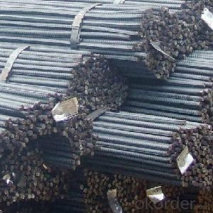 Construction Deformed Steel Rebar In Tangshan China